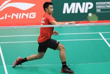 Indonesia Menangi Laga Pertama BWF World Junior Championships 2018